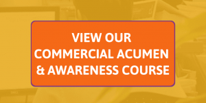 Commercial acumen & awareness course