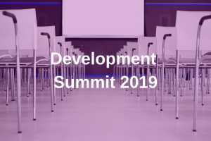 Development Summit 2019