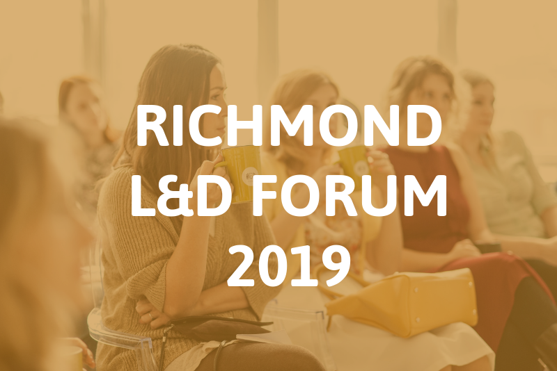 Richmond L&D Forum 2019