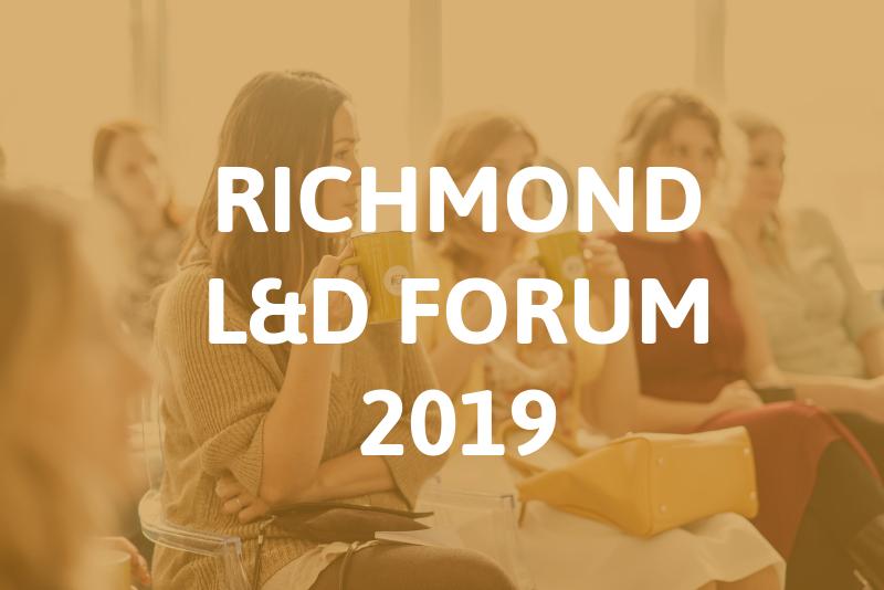 Richmond L&D Forum 2019